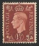 Sellos de Europa - Reino Unido -  Rei Jorge V