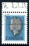 Stamps : America : Canada :  CANADA_SCOTT 792 ISABEL II. $0.20