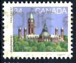 Stamps : America : Canada :  CANADA_SCOTT 925.01 BIBLIOTECA DEL PARLAMENTO. $0.20