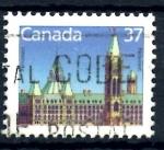 Stamps : America : Canada :  CANADA_SCOTT 1163 PARLAMENTO. $0.20