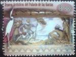 Sellos del Mundo : America : Panamá : Tesoros artísticos del Palacio de las Garzas