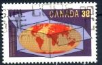 Sellos de America - Canadá -  CANADA_SCOTT 1251 COMERCIO INTERNACIONAL. $0.30