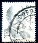 Sellos de America - Chile -  CHILE_SCOTT 646 RAMON BARROS LUCO. $0.20
