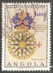 Sellos de Africa - Angola -  V Centenario de Vasco da Gama