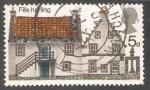 Stamps United Kingdom -  Fife Harling