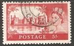 Sellos de Europa - Reino Unido -  Caernarvon Castle