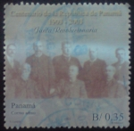 Sellos del Mundo : America : Panamá : Centenario de la Républica de Panamá