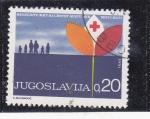 Sellos de Europa - Yugoslavia -  .