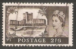 Sellos de Europa - Reino Unido -  Castillo de Carrickfergus