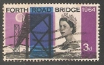 Stamps United Kingdom -  Puente Forth Road