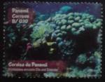Sellos del Mundo : America : Panamá : Corales de Panamá