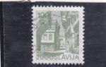 Sellos del Mundo : Europa : Yugoslavia : CALLES DE OXPNA