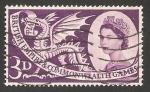 Sellos de Europa - Reino Unido -  Imperio Británico y Juegos de la Commonwealth