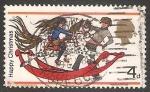 Sellos de Europa - Reino Unido -  Feliz Navidad