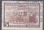 Stamps Uruguay -  PALACIO LEGISLATIVO