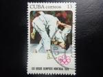 Sellos de America - Cuba -  XXI JUEGOS OLIMPICOS MONTREAL 1976