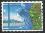 Sellos de Europa - Reino Unido -  Navidad 1987