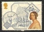 Stamps United Kingdom -  Palacio de Cristal