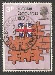 Sellos de Europa - Reino Unido -  Comunidad europea