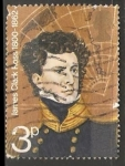 Stamps United Kingdom -  Sir James Clark Ross