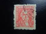 Sellos de America - Brasil -  BRASIL 1959 Scott 800 Sello Personaje Jose Bonifacio 20cr