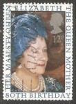 Sellos de Europa - Reino Unido -  80th Birthday of the Queen Mother