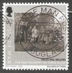 Sellos del Mundo : Europa : Isla_de_Man : Ballakilley Farm