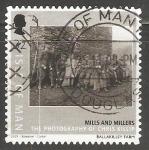 Sellos de Europa - Isla de Man -  Ballakilley Farm
