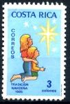 Sellos de America - Costa Rica -  COSTA RICA_SCOTT 338A.02 NAVIDAD. $0,25