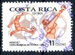 sello : America : Costa_Rica : COSTA RICA_SCOTT 373.01 MEXICO 86, COPA MUNDIAL DE FUTBOL. $0,20