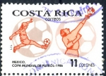 Sellos de America - Costa Rica -  COSTA RICA_SCOTT 373.02 MEXICO 86, COPA MUNDIAL DE FUTBOL. $0,20