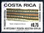 Sellos de America - Costa Rica -  COSTA RICA_SCOTT C688.01 TEJIDO INDIGENA DE BORUCA. $0.20
