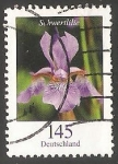 Stamps Germany -  Gladiolo