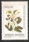 Sellos de America - Argentina -  Pata e vaca