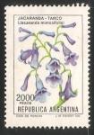 Sellos de Asia - Armenia -  Jacaraanda