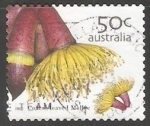 Sellos de Oceania - Australia -  Coarse-Leaved-Mallee-