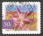 Sellos de Oceania - Australia -  flor de la estrella