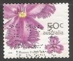 Sellos de Oceania - Australia -  Lirio