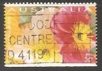 Stamps Australia -  Lirio