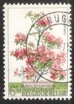 Sellos de Europa - Bélgica -  Azalea Japonica