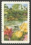 Stamps Australia -  Campanula alpina