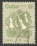 Sellos de America - Cuba -  Tabaco