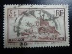 Sellos de Europa - Francia -  mont saint michel