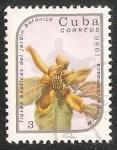 Sellos de America - Cuba -  Michelia champaca