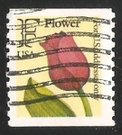 Stamps Spain -  Rosa