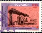 Sellos de America - Ecuador -  ECUADOR_SCOTT 1096 1º CONGRESO ECUATORIANO DE FILATELIA. $0,65