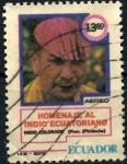 Stamps : America : Ecuador :  ECUADOR_SCOTT C684.01 INDIO COLORADO DE PICHINCHA. $1,40