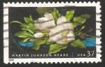 Stamps United States -  Flores
