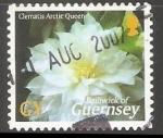 Sellos de Europa - Reino Unido -  Clematis Arctic Queen