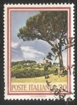 Stamps Italy -  Arbol